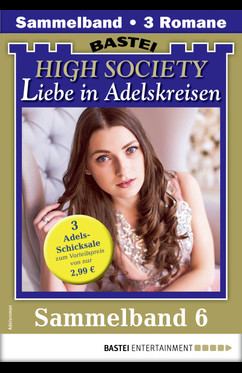 High Society 6 - Sammelband  - Sandra Heyden - eBook