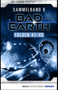 Bad Earth Sammelband 9 - Science-Fiction-Serie  - Marc Tannous - eBook
