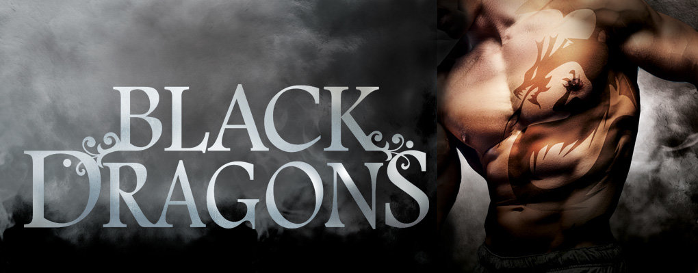 Black Dragons - Buchreihe