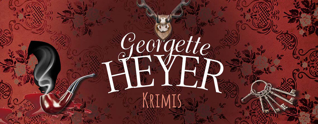 Georgette Heyer Krimis - eBook-Serie