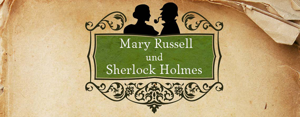 Mary Russell und Sherlock Holmes - eBook-Serie