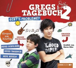 Gregs Film-Tagebuch 2 - Gibt's Probleme?  - Jeff Kinney - Hörbuch