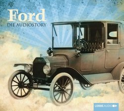 FORD - Die Audiostory  - Christian Bärmann - Hörbuch