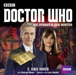 Doctor Who: Die Dynastie der Winter  - George Mann - Hörbuch