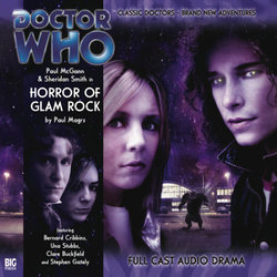 Doctor Who: Horror of Glam Rock  - Paul Magrs - Hörbuch