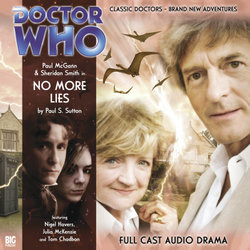 Doctor Who: No More Lies  - Paul Sutton - Hörbuch