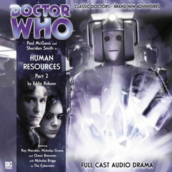 Doctor Who: Human Resources Part 2  - Eddie Robson - Hörbuch