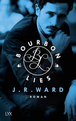 Bourbon Lies  - J. R. Ward - PB