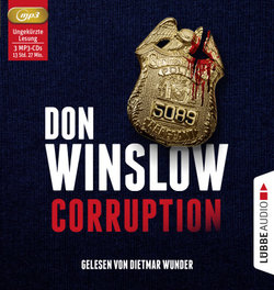 Corruption  - Don Winslow - Hörbuch