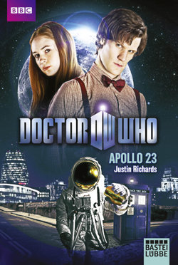 Doctor Who - Apollo 23  - Justin Richards - Taschenbuch