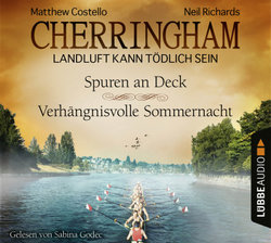 Cherringham - Folge 11 & 12  - Neil Richards - Hörbuch