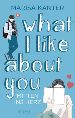 What I Like About You  - Marisa Kanter - PB