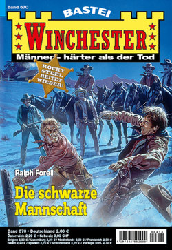 Winchester  - Ralph Forell - ISSUE