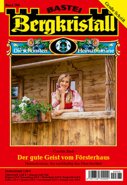 Bergkristall  - Carolin Ried - ISSUE