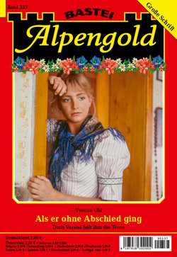 Alpengold  - Yvonne Uhl - ISSUE