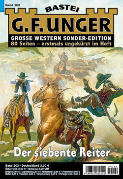 G.F. Unger Sonder-Edition  - G. F. Unger - ISSUE