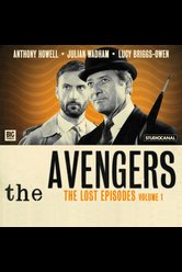 The Lost Episodes: Volume 1  - The Avengers - Hörbuch