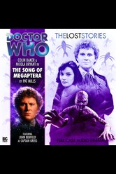Doctor Who - The Lost Stories: The Song of Megaptera  - Doctor Who - Hörbuch