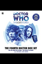 Doctor Who - The Lost Stories: The Fourth Doctor Box Set  - Doctor Who - Hörbuch