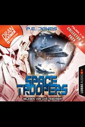 Space Troopers - Collector's Pack  - P. E. Jones - Hörbuch