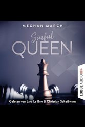 Sinful Queen  - Meghan March - Hörbuch
