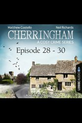 Cherringham - Episode 28-30  - Neil Richards - Hörbuch