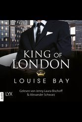 King of London  - Louise Bay - Hörbuch