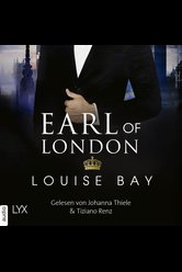 Earl of London  - Louise Bay - Hörbuch