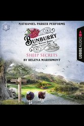 Bunburry - Sheep Secrets  - Helena Marchmont - Hörbuch