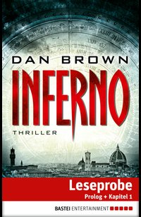 Inferno - Prolog und Kapitel 1  - Dan Brown - eBook