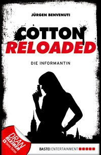 Cotton Reloaded - 13  - Jürgen Benvenuti - eBook