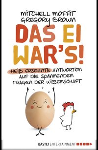 Das Ei war's  - Greg Brown - eBook