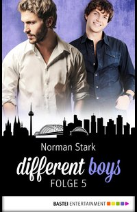 different boys - Folge 5  - Norman Stark - eBook