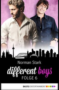 different boys - Folge 6  - Norman Stark - eBook