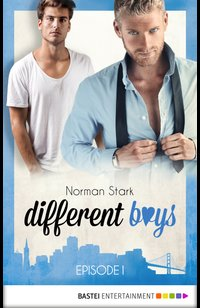 different boys - Episode 1  - Norman Stark - eBook