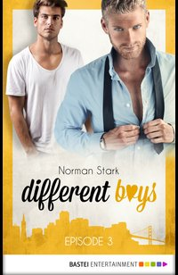 different boys - Episode 3  - Norman Stark - eBook