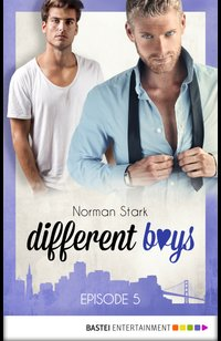different boys - Episode 5  - Norman Stark - eBook
