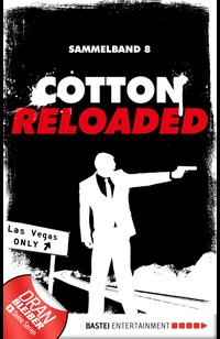 Cotton Reloaded - Sammelband 08  - Timothy Stahl - eBook