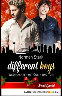 different boys - Weihnachten mit Colin und Tom  - Norman Stark - eBook