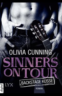 Sinners on Tour - Backstage-Küsse  - Olivia Cunning - eBook