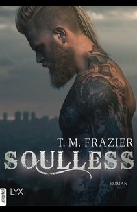 Soulless  - T. M. Frazier - eBook