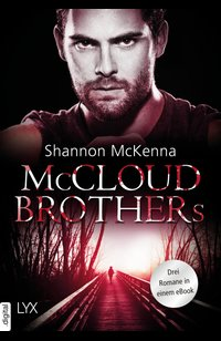 McCloud Brothers  - Shannon McKenna - eBook