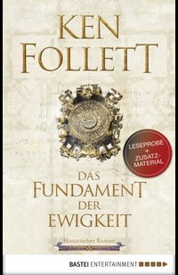 Leseprobe: Das Fundament der Ewigkeit  - Ken Follett - eBook
