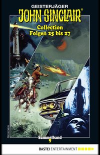 John Sinclair Collection 9 - Horror-Serie  - Jason Dark - eBook
