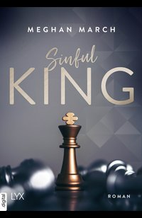 Sinful King  - Meghan March - eBook