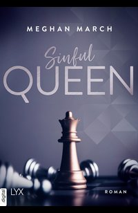 Sinful Queen  - Meghan March - eBook