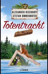 Totentracht  - Stefan Ummenhofer - eBook