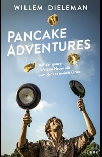 Pancake Adventures  - Willem Dieleman - eBook
