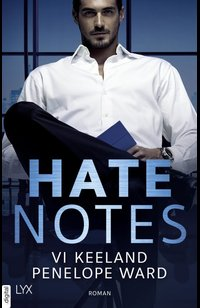 Hate Notes  - Penelope Ward - eBook