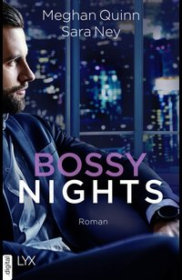 Bossy Nights  - Sara Ney - eBook
